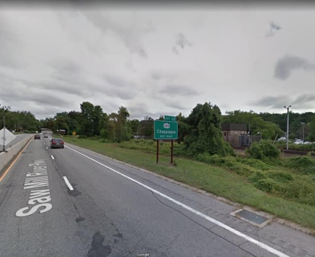Exit 32 northbound will be closed on the Saw Mill River Parkway in New Castle.