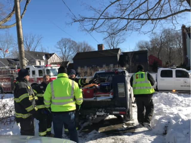 The Fairfield Fire Department has been busy during the recent cold snap.