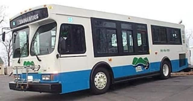 Ulster County Transit Bus