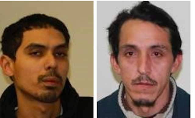 Jonathan Vazquez, 35, and Luis A. Real Paez, 36.