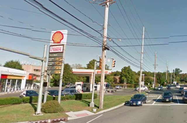 Shell Gas in Wayne.