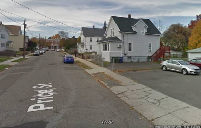 A 19-year-old teen is on life support after being shot on Price St.