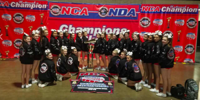 The North Rockland Varsity Cheerleading team won their second National Championship title in three years last weekend in Dallas, Texas.