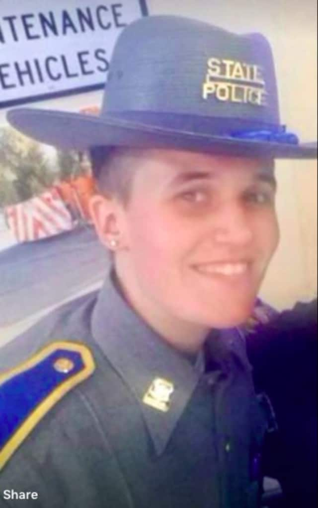 Trooper Danielle Miller