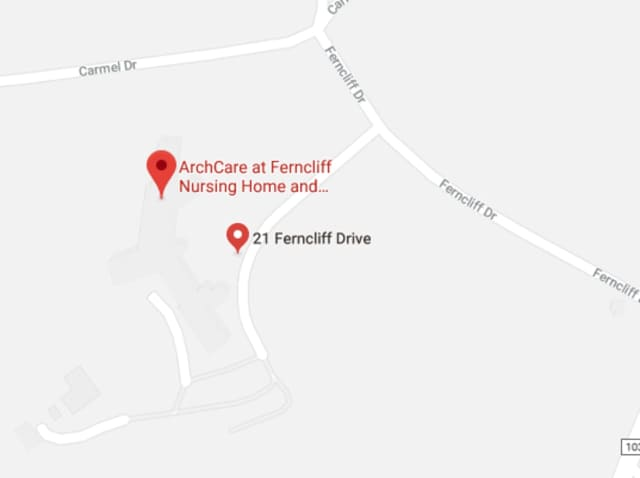 An employee of the Ferncliff Nursing Home was arrested for endangering a patient.