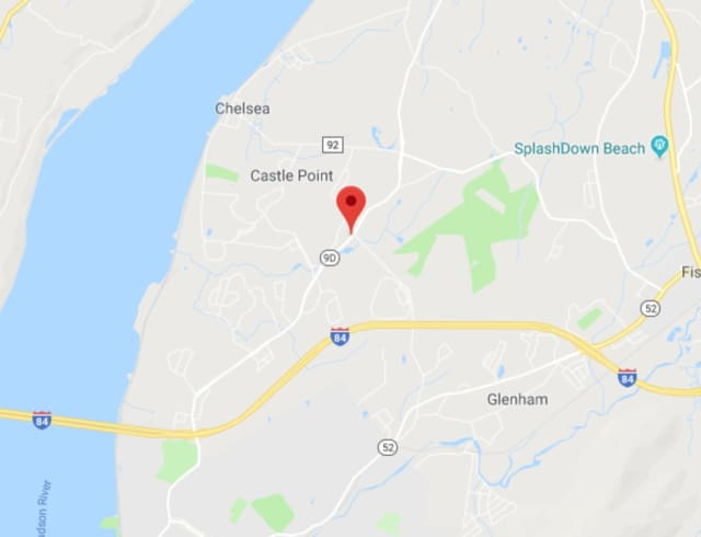 A Beacon woman was killed in a two-crash in the Town of Fishkill.