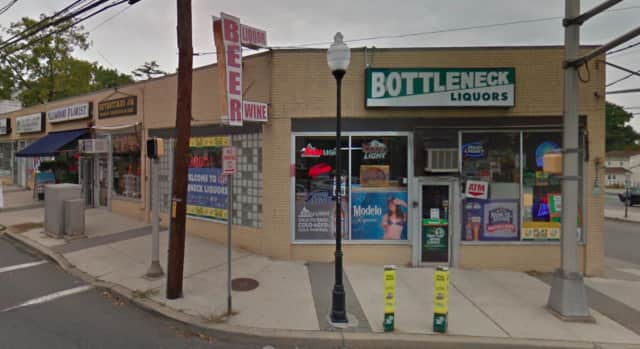 Bottleneck Liquors in Clifton.