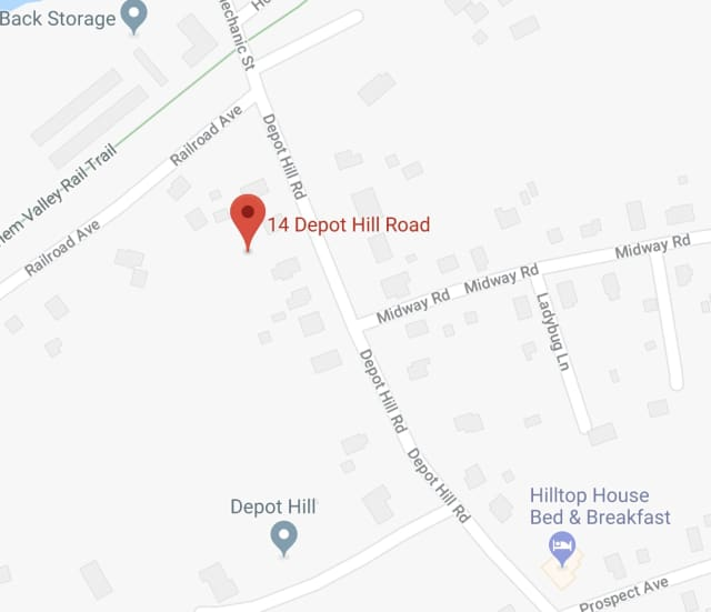 14 Depot Hill Road