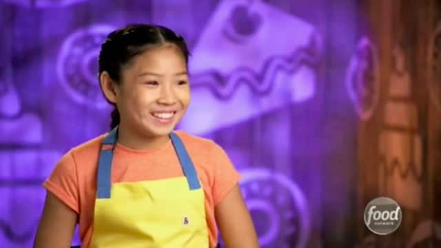 Linsey Lam of Closter won the Kids Baking Championship on Food Network.
