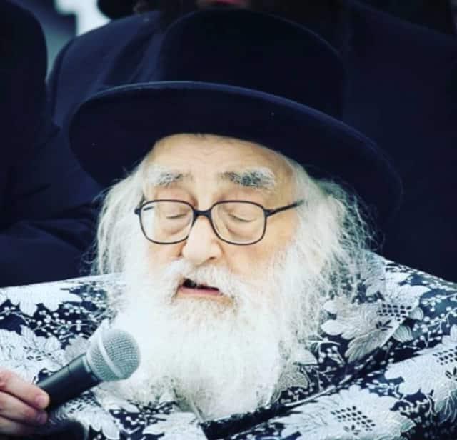 Rabbi Mordechai Hager