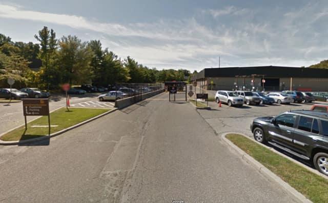 The UPS Center in Yorktown Heights.