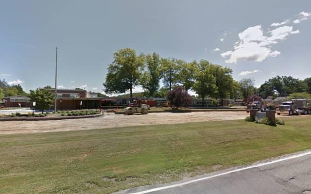 George Washington Elementary School in Yorktown.