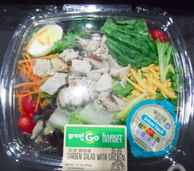 A manufacturer is voluntarily recalling approximately 8,757 pounds of ready-to-eat salad products that may be contaminated with E. coli, according to the USDA.
