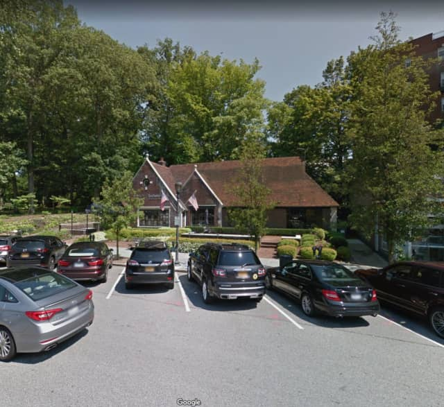 A woman was bit by a dog outside 28 Chase Road in Scarsdale.