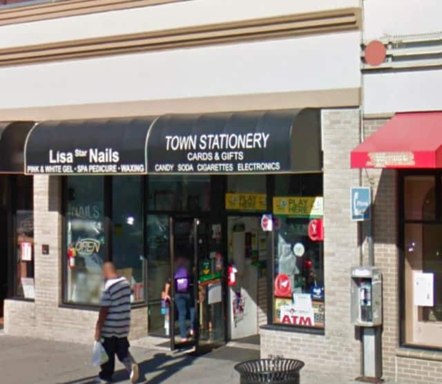 Town Stationery in Englewood sold a winning Jersey Cash 5 lottery ticket.