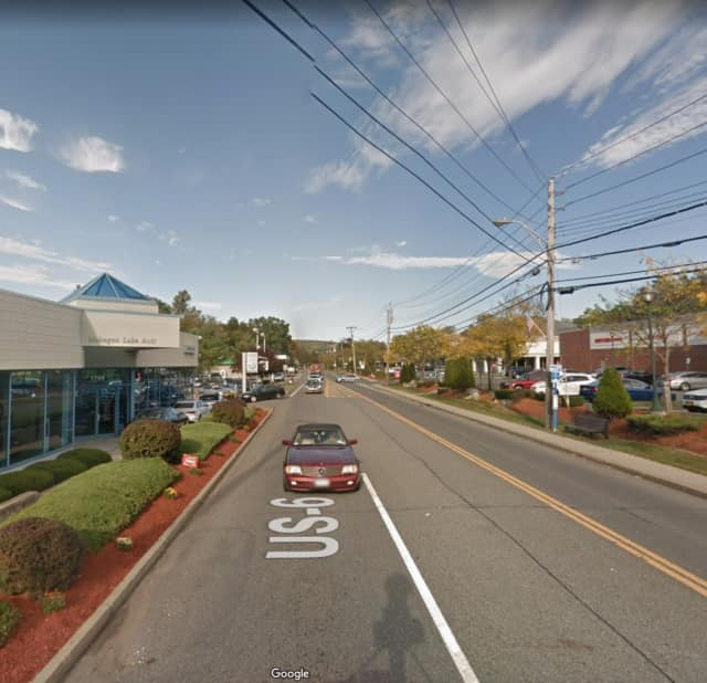A man was busted for DWI after failing to maintain his lane on East Main Street in Mohegan Lake.