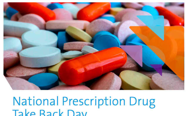 "Northern Westchester Hospital is sponsoring a Prescription Drug ""Take Back Day"" on Saturday, April 28."