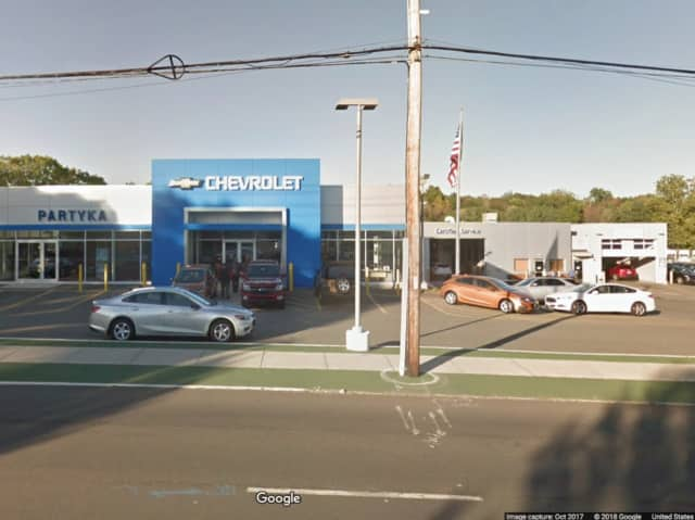 Partyka Chevrolet in Hamden