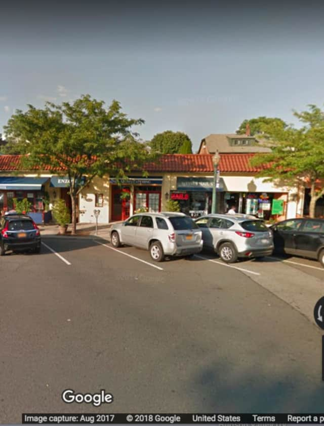 A look at the Mamaroneck Avenue storefront where the incident occurred.