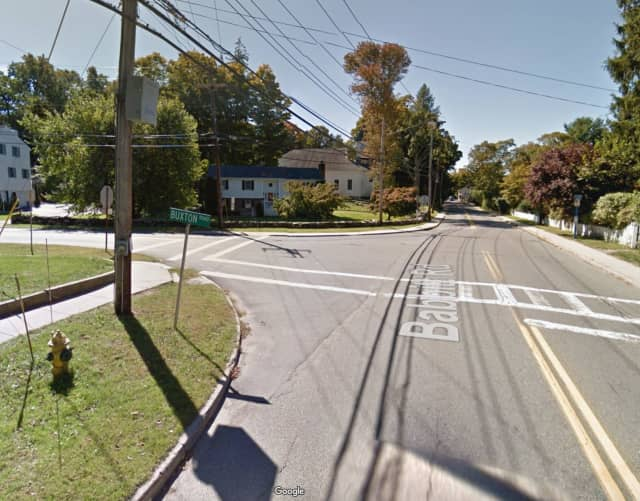 Police in Bedford investigated a man who approached a child near the intersection of Babbitt Road and Buxton Road near the elementary school.