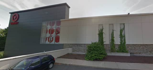 Target at Trumbull Mall.