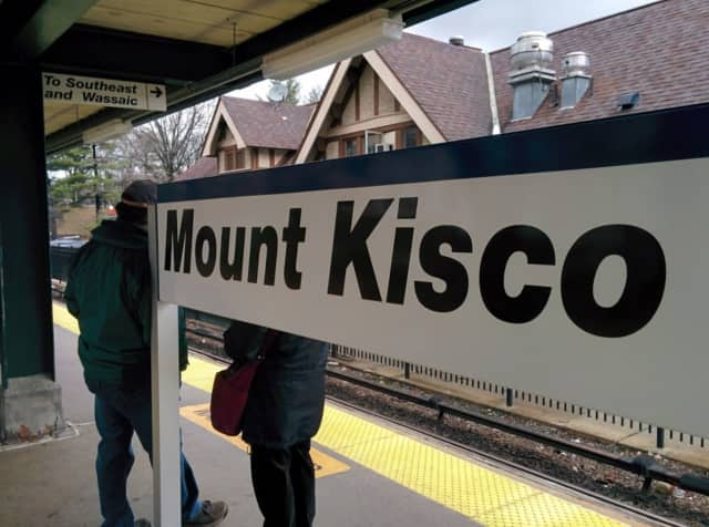 Mount Kisco Metro-North station.