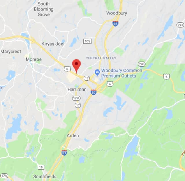 An Orange County man died in a crash on Route 17.
