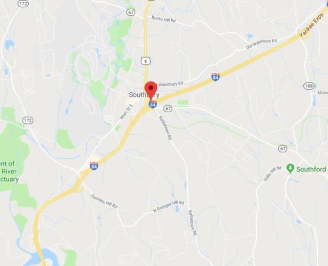A Danbury man was killed in a crash on I-84.