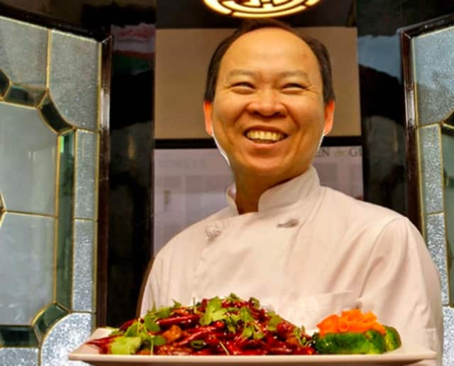 Peter Chang's authentic Szechuan restaurant is opening this month.