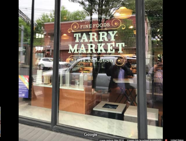 The Tarry Market in Port Chester will be auctioned off.