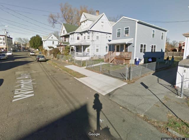 Wilmont Avenue in Bridgeport.