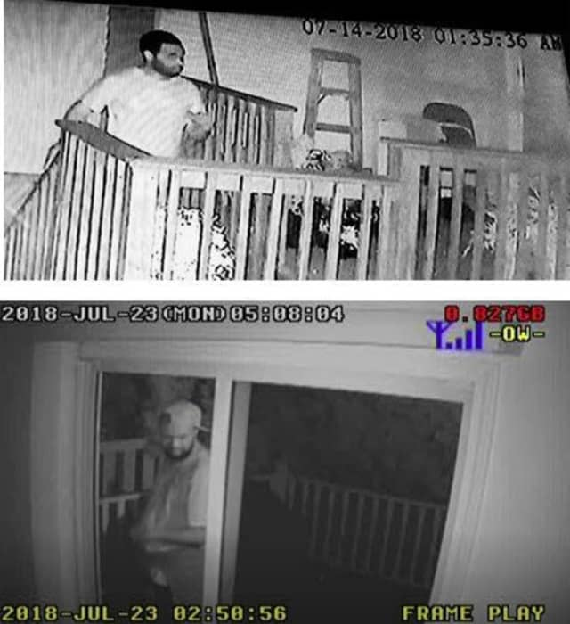 Stamford police are asking for help identifying the man wanted for home break-ins.