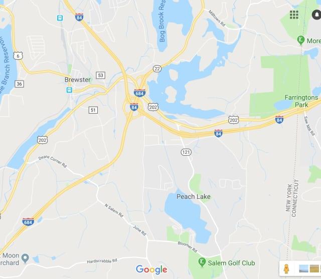 I-84 at I-684