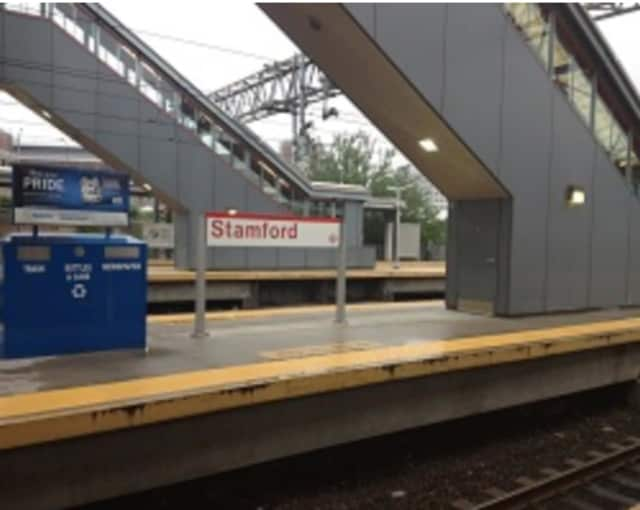 Stamford Metro-North station