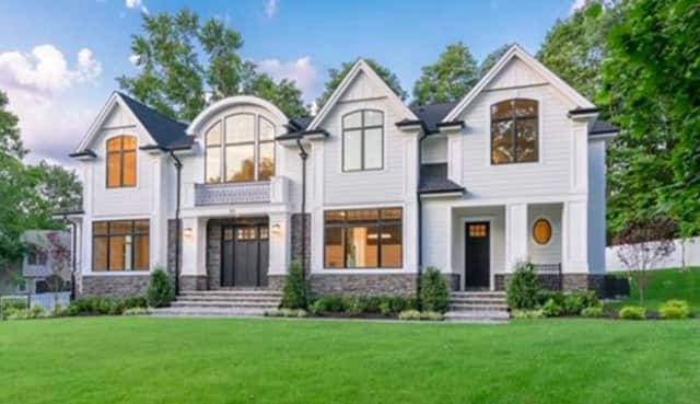 This Demarest house is on the market for just more than $2 million.