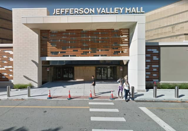 Jefferson Valley Mall in Yorktown Heights.
