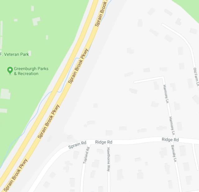 The Sprain Brook Parkway