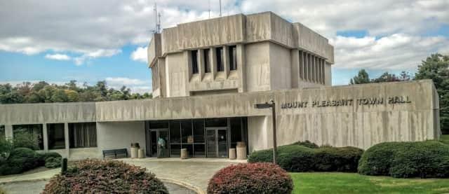 Mount Pleasant Justice Court.