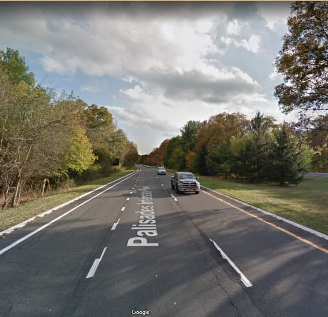 The Palisades Interstate Parkway in Orange County.
