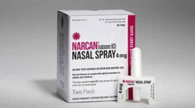 Narcan was used to save the life of a woman in East Fishkill.