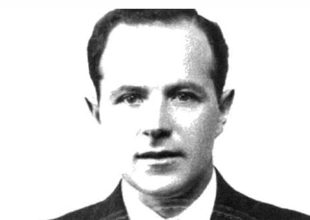 Jakiw Palij as he looked in 1957 when he became a U.S. citizen.