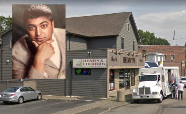 Darpan I. Rana was the owner of Henry's Liquors on Van Houten Avenue in Clifton.