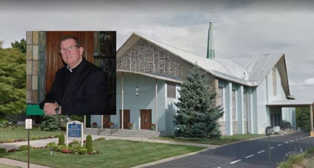 Rev. Jim Weiner of St. Andrew's Church in Westwood stepped away from his position after church officials announced they would be reopening an investigation from nearly 15 years ago.