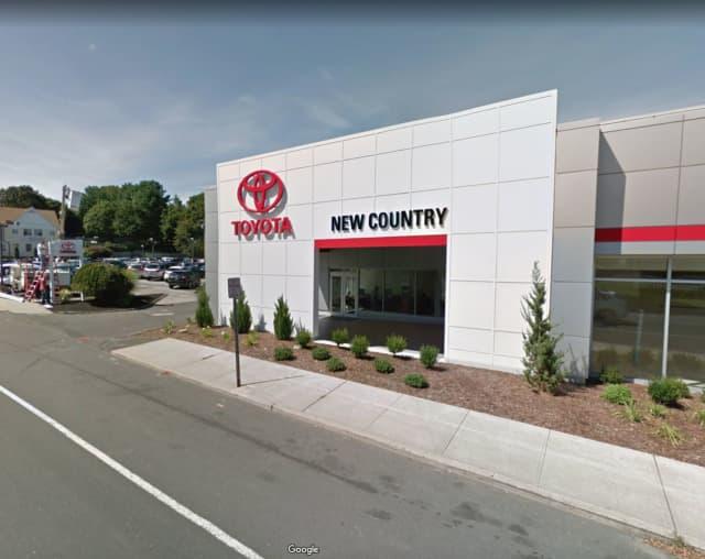 Toyota of Westport