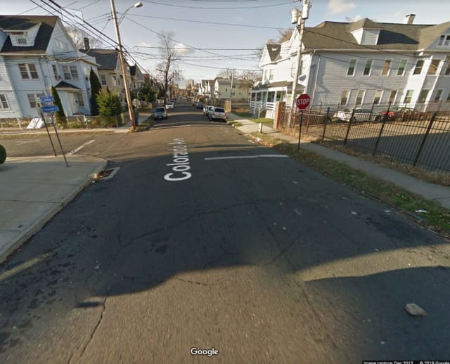 A man was shot in the face in Bridgeport.