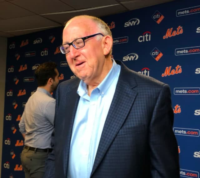 Mets guru Jay Horwitz of Clifton, 73.