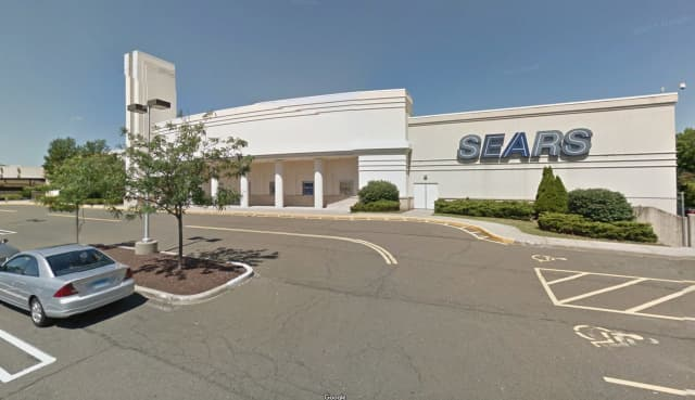 Sears in Milford, Connecticut.