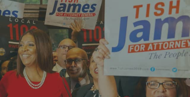 "Letitia ""Tish"" James"