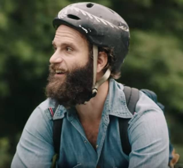 "Ben Sinclair was in the area filming scene of his HBO series ""High Maintenance."""