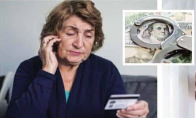 An increased number of senior citizens throughout Morris County have been targets of a range of telephone scams involving schemes such as bail money, car accident funds and most recently, COVID-19, officials said.